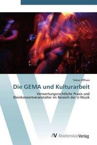 Die GEMA und Kulturarbeit
