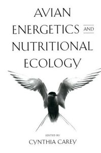 Avian Energetics and Nutritional Ecology