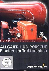 Allgaier und Porsche: Pioniere im Traktorenbau
