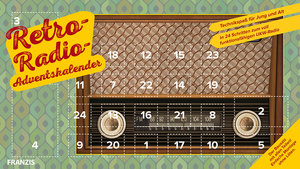 Franzis Retro Radio Adventskalender 2018