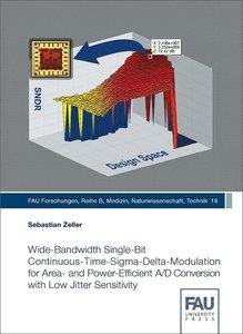 Wide-Bandwidth Single-Bit Continuous-Time-Sigma-Delta-Modulation