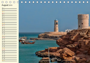 Leuchttürme - maritime Wegweiser weltweit (Tischkalender 2019 DI
