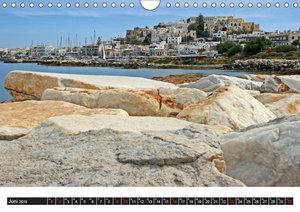 Inselhüpfen Kykladen Santorini - Naxos - Paros - Mykonos (Wandka