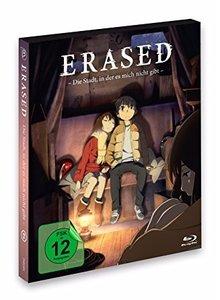 Erased - Vol. 2 / Eps. 07-12 (Blu-ray)