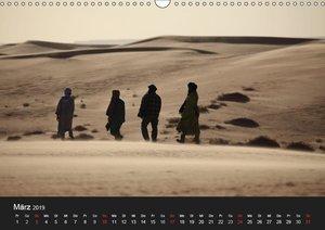 Die Sahara in Algerien / CH-Version (Wandkalender 2019 DIN A3 qu