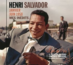 Mes In?dits : Janvier-Juin 1958-Live In Paris