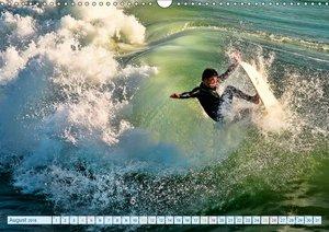 Surfen - Wasser, Wind und coole Typen