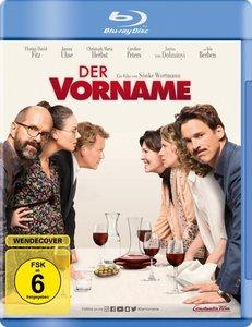 Der Vorname, Blu-ray