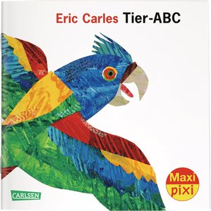 Maxi Pixi 303: VE 5 Eric Carles Tier-ABC (5 Exemplare)