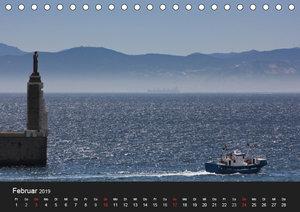 Tarifa - Andalusien (Tischkalender 2019 DIN A5 quer)