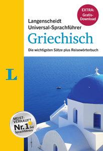 Langenscheidt Universal-Sprachführer Griechisch - Buch inklusive