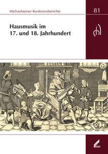 Hausmusik im 17. und 18. Jahrhundert