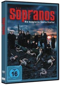 Die Sopranos - Die komplette 5. Staffel