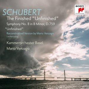 """Sinfonie 8 in b minor,D.759,\""""Unfinished\"""""""