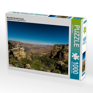 Beautiful Grand Canyon 1000 Teile Puzzle quer