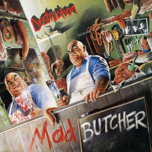Mad Butcher (Coloured Vinyl)