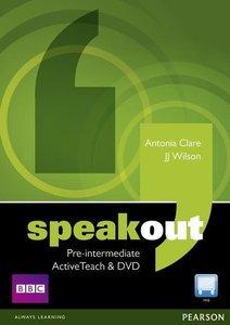Speakout Pre-intermediate Active Teach CD-ROM