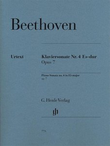Klaviersonate Nr. 4 Es-dur op. 7