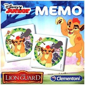 Memo Games (Kinderspiel), Die Garde der Löwen
