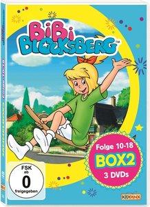 Bibi Blocksberg - DVD-Sammelbox 2