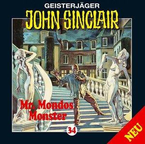 John Sinclair 34. Mr. Mondos Monster