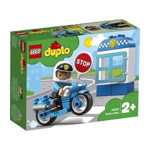 LEGO® DUPLO® 10900 - Polizeimotorrad, Fahrzeug, Bausatz