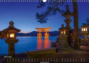 Japan - Mystik und Moderne (Wandkalender 2020 DIN A3 quer)