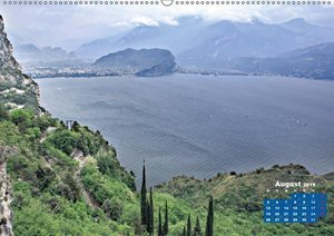 Riva del Garda - Perle des Gardasees (Wandkalender 2019 DIN A2 q