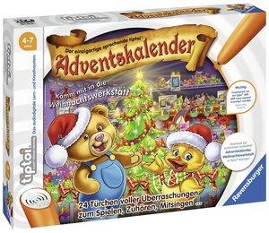 Adventskalender - Die Weihnachtswerkstatt