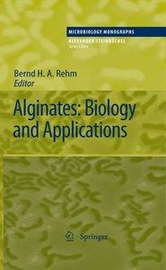 Alginates: Biology and Applications