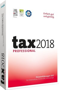 tax 2018 Professional