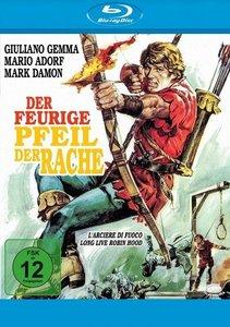 Der feurige Pfeil der Rache, 1 Blu-ray + 1 DVD