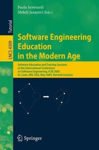 Software Engineering Education in the Modern Age