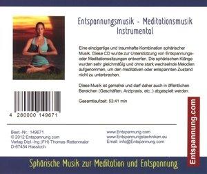 Entspannungsmusik-Meditationsmusik Instrumental
