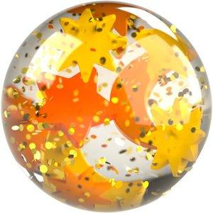 Kullerbü - Effektkugel Glitzer-Sterne