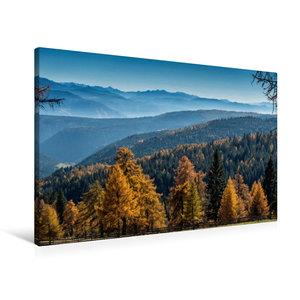 Premium Textil-Leinwand 90 cm x 60 cm quer Langfenn