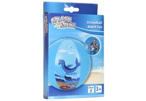 Splash & Fun Wasserball Beach Fun, Ø29cm