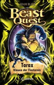 Beast Quest 21. Tarax, Klauen der Finsternis