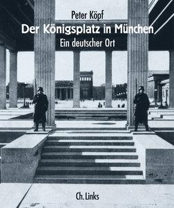 Der Königsplatz in München