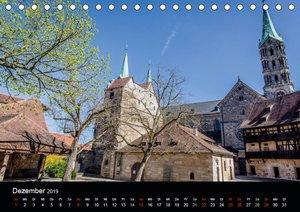 Malerisches Frankenland (Tischkalender 2019 DIN A5 quer)
