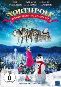 Northpole - Weihnachten steht vor der Tür, 1 DVD
