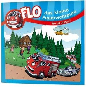 Flo, das kleine Feuerwehrauto - Wo ist Jonas?