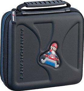 Mario Kart Tasche 3DS205 für Nintendo 2DS/2DS XL/3DS XL, schwarz
