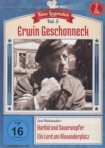 Kino-Legenden Vol.5-Erwin Geschonneck