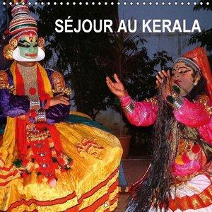 Séjour au Kerala (Calendrier mural 2015 300 × 300 mm Square)