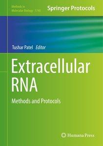 Extracellular RNA