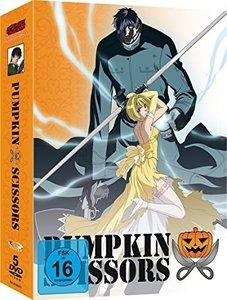 Pumpkin Scissors - Gesamtausgabe (5 DVDs)