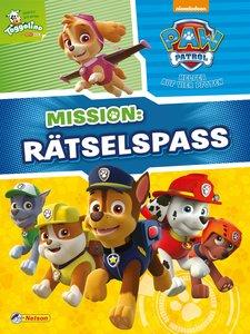 VE 5 PAW Patrol: Mission: Rätselspaß