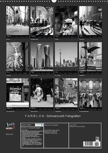 F A R B L O S - Schwarzweiß Fotografien