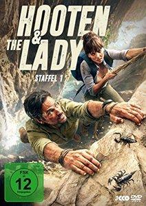 Hooten & The Lady-Staffel 1